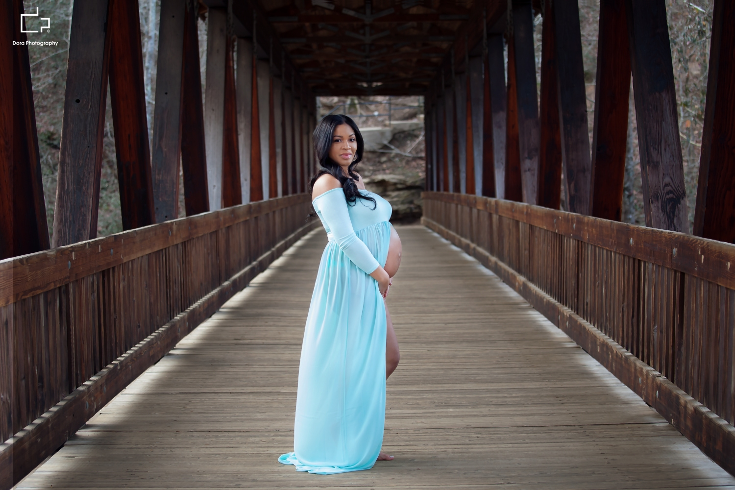 Atlanta Outdoor Maternity Photographer