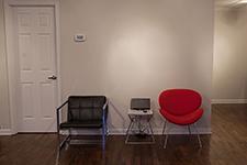 Photo Studio Waiting Area
